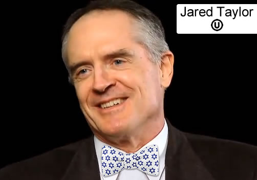 Jared Taylor on the Jewish Question