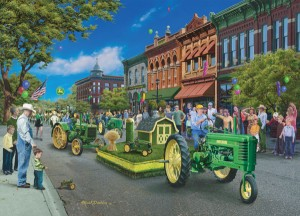 County Parade by Mark Daehlin