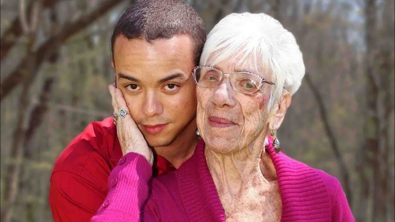old women dating young men