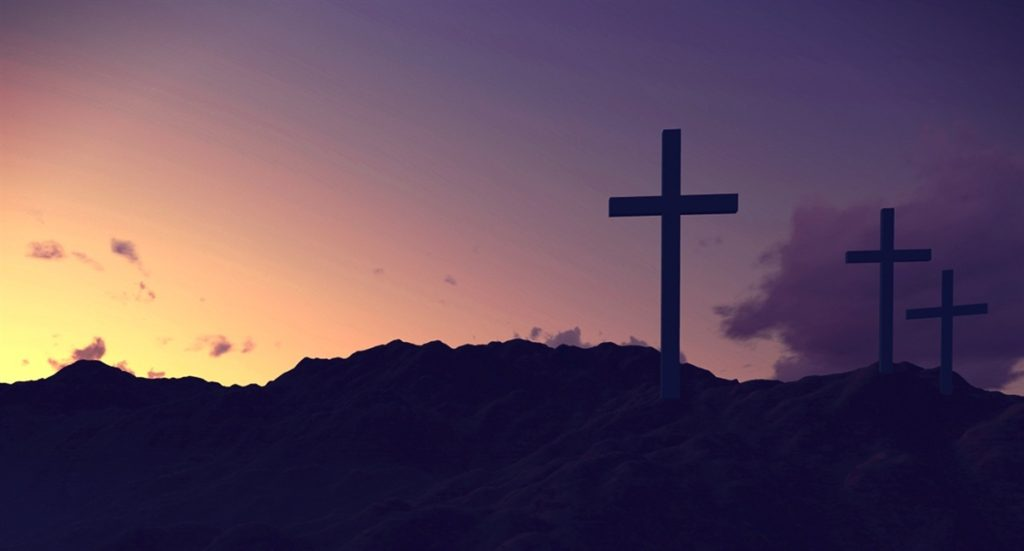 Two Penitential Psalms For Good Friday
