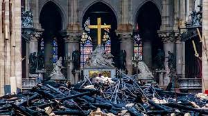 Many Protestants Are Enthused About the Burning of Notre Dame. I Am Not One of Them.