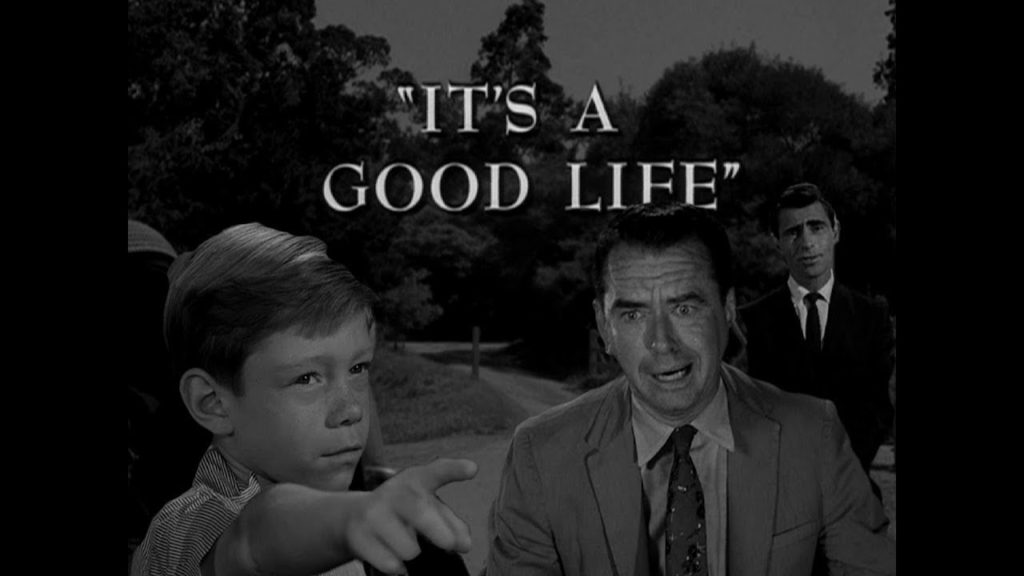 Christmas in the Twilight Zone