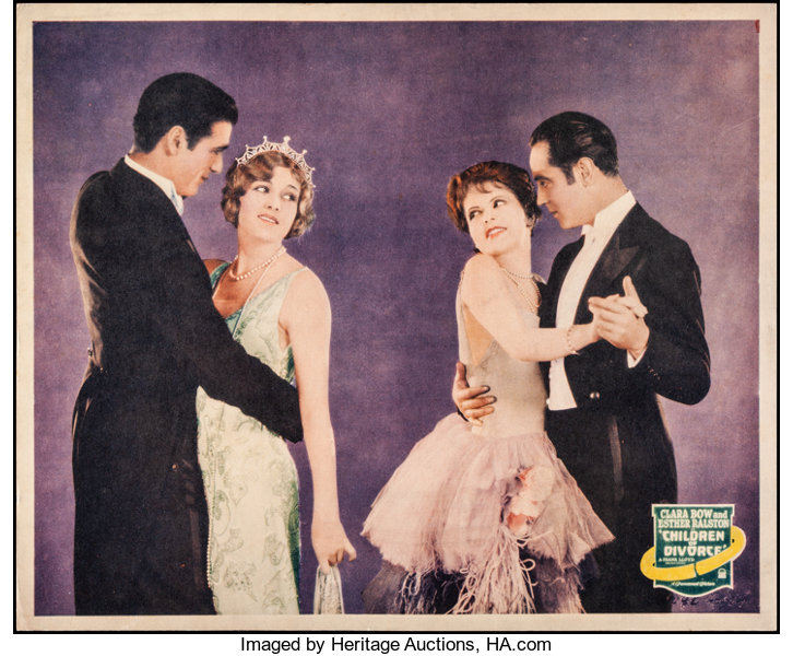 From Gilded Age to Guilted Age: A Review of the 1927 Film, Children of Divorce