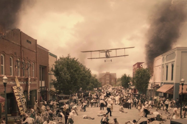 Ever Heard Of the Tulsa Race Massacre? No? Well, You're About To. Constantly.